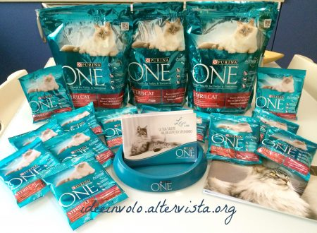 Purina ONE Sterilcat, salute visibile in sole 3 settimane!